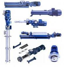 Seepex Bn 10-6L Pump To Handle Chemical Products